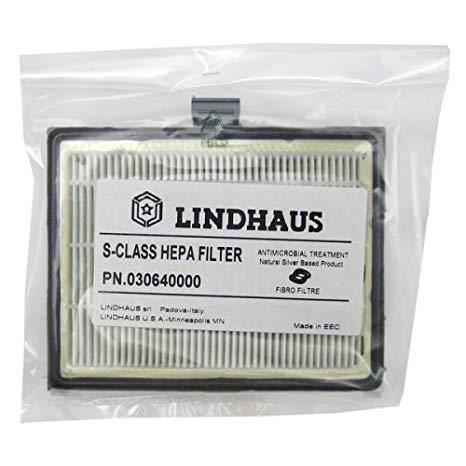 lindhaus S-Class Hepa Filter, 1 Each
