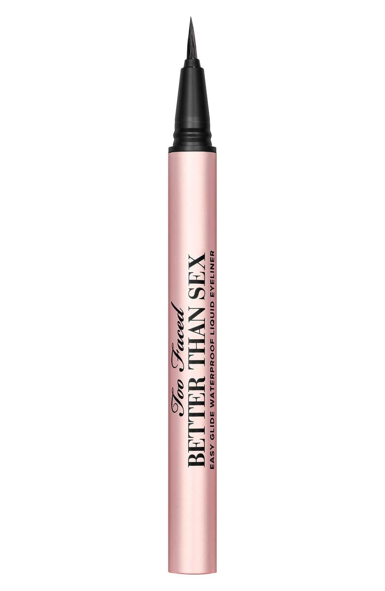 Too faced Better Than Sex Waterproof Eyeliner