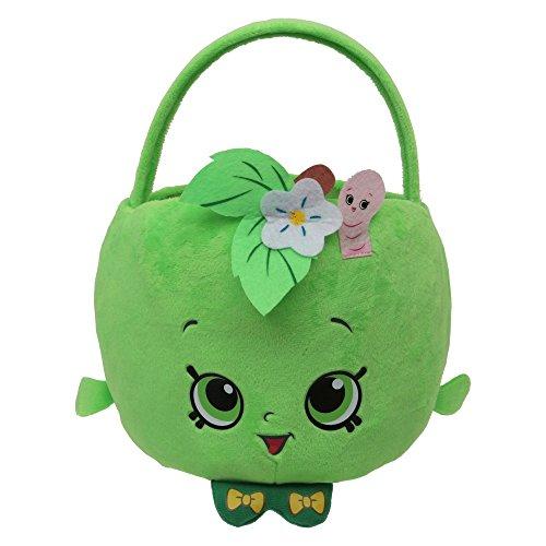 Shopkins Plush Basket (Green Apple) -