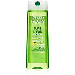 Garnier Hair Care Fructis Pure Clean Shampoo, 12.5 Fluid Ounce