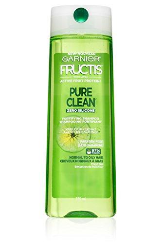 Clean Shampoo (Garnier Fructis Pure Clean Shampoo, 12.5 fl. oz.)