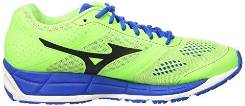 De Mizuno black Chaussures Synchro green Running skydiver Compétition Vert Homme Mx Gecko 7tr7gxw1q