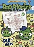Angry Birds Bad Piggies Giant Coloring & Activity Book ~ Pig Ideas