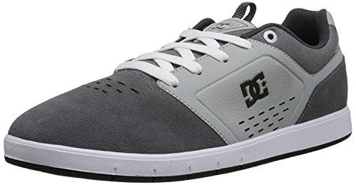 DC Mens Cole Signature Skate Shoe-m, Grey, 39 D(M) EU/6 D(M) UK