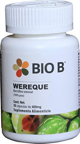 Bio B 60 cápsulas Wereque