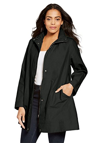 Jessica Hooded Coat - 1