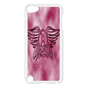 Qxhu Aerosmith patterns Hard Plastic Cover Case for Ipod Touch5