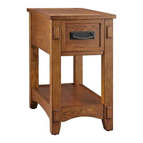 Ball Cast HSA-5009 End Table, Brown