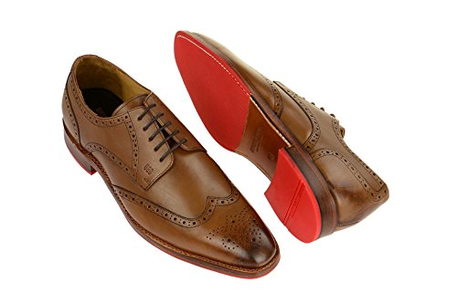 Gordon & Bros - Stivali chukka Uomo Mid Brown-H
