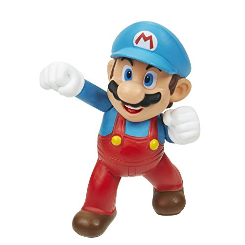 World of Nintendo Super Mario ICE MARIO 2.5 Mini Figure