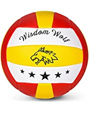 Volleyball Official Size 5,Soft Volleyballs for Kids/Youth/Adults Indoor Outdoor Gym Beach Games Play