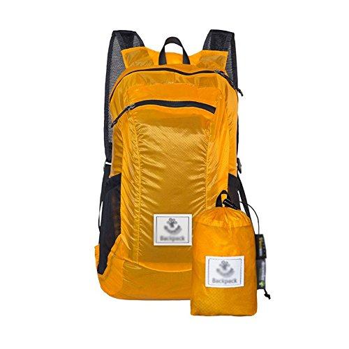 taleah Strange Large Ultralight Packable Backpack Waterproof Handy Daypack for Hiking Travel Climbing Men Women by taleah Strange (Image #1)