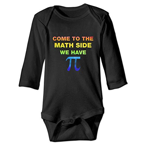 Moulton Mansfield Funny Science and Math Unisex Baby Infant Long Sleeve Onesies Bodysuits -