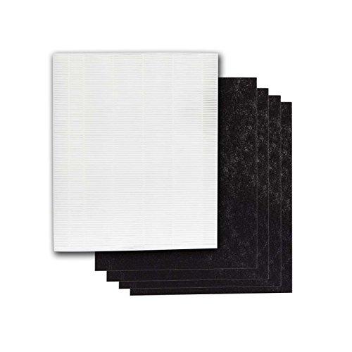 (Genuine Electrolux EL041 Carbon Air Cleaner Filter for ELAP15D7PW, 4 Carbon filters)