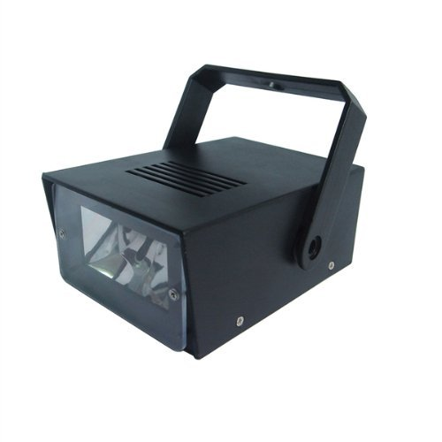 Electrovision Cheetah Battery Operated Led Mini Strobe Black by Electrovision (Image #1)