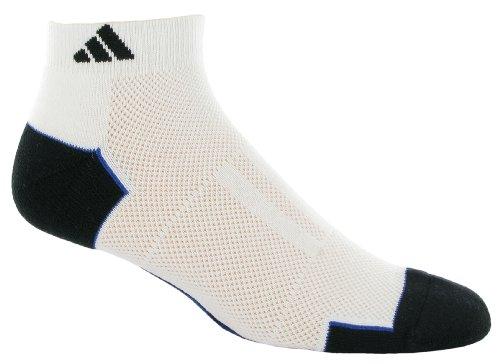 brand new 2b0cb e4b7d adidas Men s Climacool II 2-Pack Low Cut Sock, White Black Collegiate Royal  (Medium) (B002GWWF12)   Amazon price tracker   tracking, Amazon price  history ...
