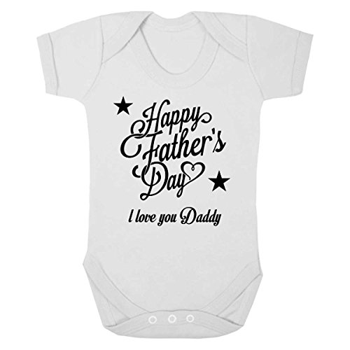 Purple Penguin Clothing Baby Grow – Happy Father's Day (3)