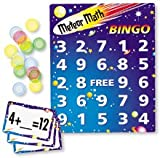 Meteor Math Bingo Addition/Subtraction