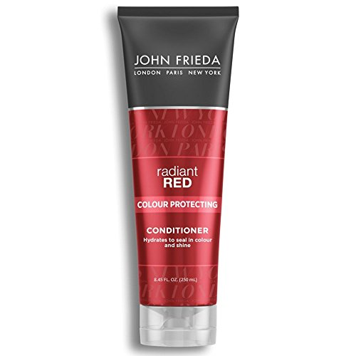 John Frieda Radiant Red Colour Protecting Conditioner 8.45 oz (Conditioner Colour Protecting)
