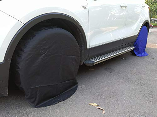Homolo Oxford Waterproof Universal Fit Spare Tire Cover