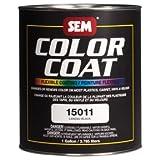 SEM 15011 Landau Black Color Coat - 1 Gallon