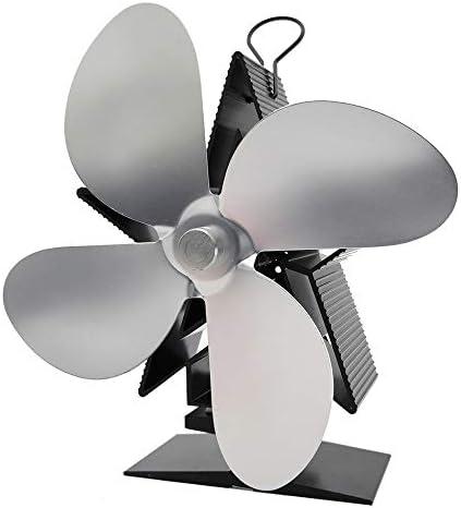 Silverdewi Electrodomésticos Energía térmica Ventilador de ...