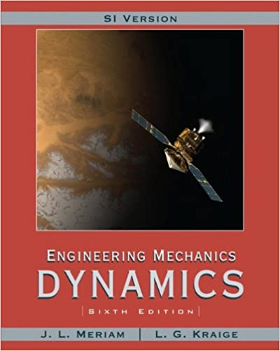 Dynamics Engineering Mechanics