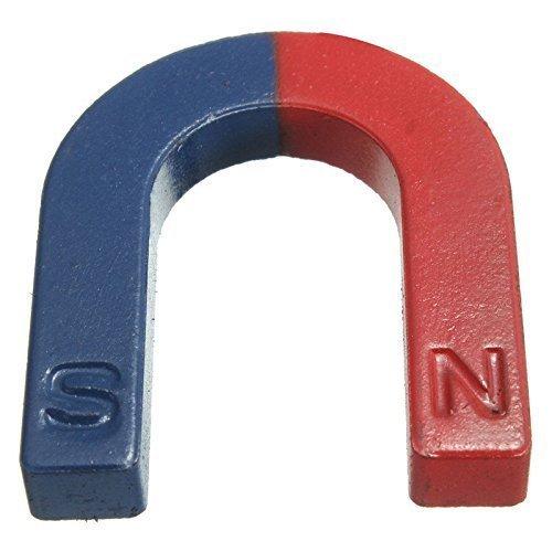 Dikavs magnetic science u shaped horseshoe magnet mini cm
