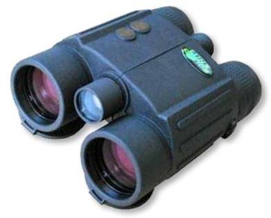 Luna Optics 8x42mm Laser Range-finder Binoculars by LUNA