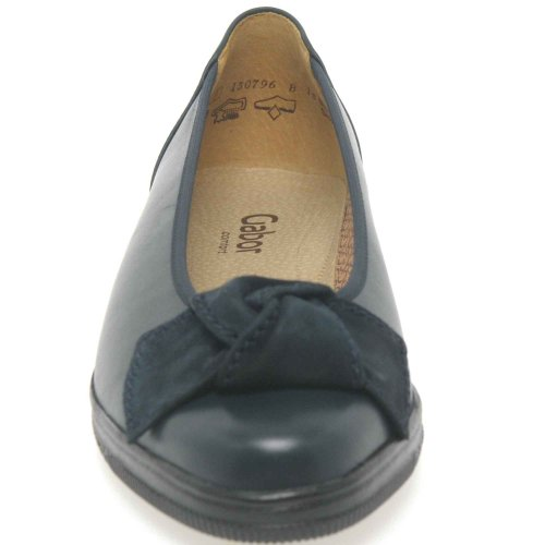 Lesley Ballet Heel 3 Womens 5 Ocean Wedge Casual Shoes rRwqrEO4x