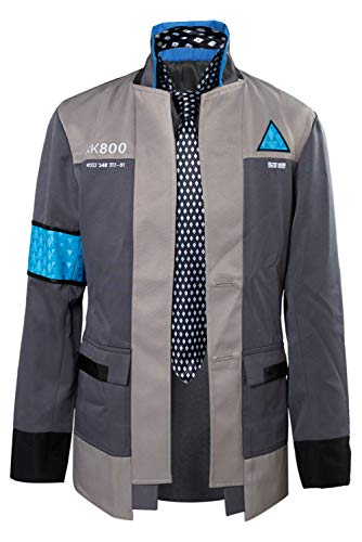 ValorSoul Casual Suit Jacket Housekeeper Uniform Outfit (S,