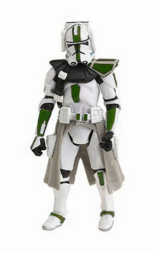 (Hasbro Star Wars E3 BF50 Clone Commander)