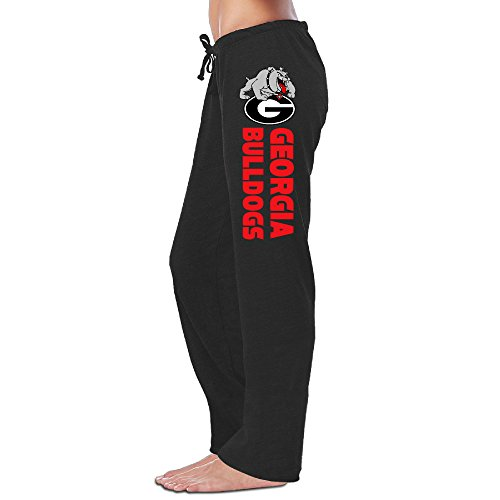 Georgia Bulldogs Headphone (Bro-Custom Georgia G Bulldogs Women's Active Pants L)