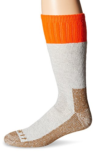 Carhartt Men's Cold Weather Boot, Orange, Sock Size:10-13/Shoe Size: 6-12 Sportsman Socks