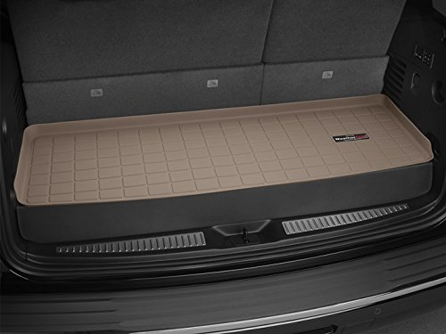 Third Row Seating (2015-2016 Chevrolet Tahoe Tan Cargo Liner [behind 3rd row seating])