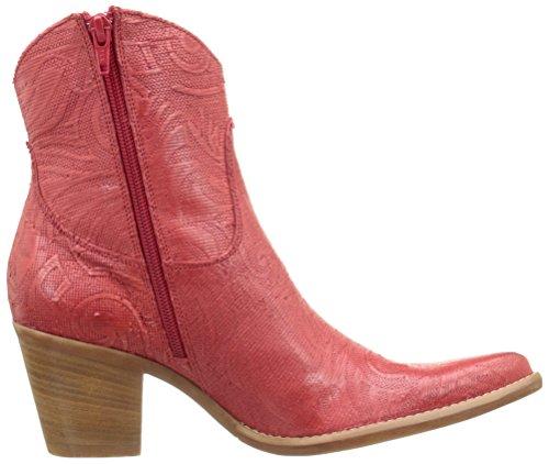Donna Piu Candida - Botas Mujer Rojo - Rouge (Talco Rosso)