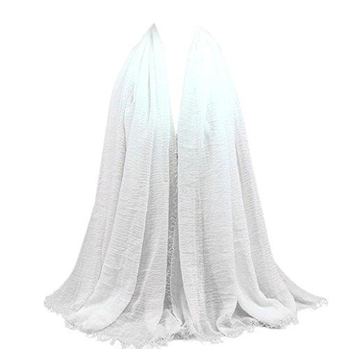 Women Muslim Thick Chiffon Long Dress - 6