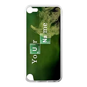 Canting_Good Periodic Table alphabet breaking bad Custom Case Shell Skin for IPod Touch 5 TPU (Laser Technology)