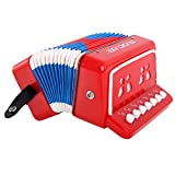 MUSICUBE 10 Keys Accordion, Accordion for