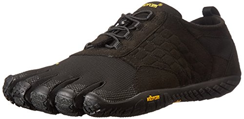 Vibram Men's Trek Ascent Walking Shoe, Black,42 EU/9.0-9.5 M US