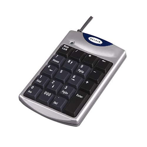 Belkin F8E466 MOB MOBILE NUMERIC KEYBOARD