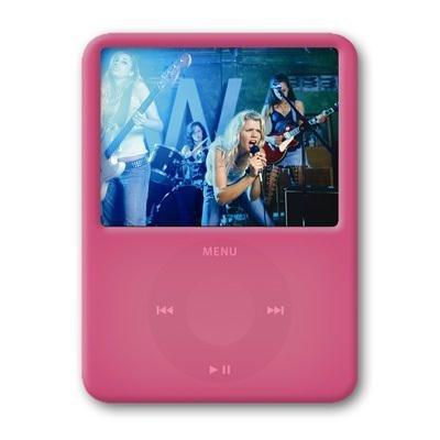 ezGear ezSkin for iPod nano 3G (Princess - Case Protective Ezgear
