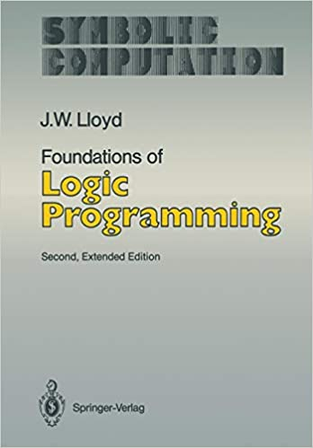 Foundations of Logic Programming (Symbolic Computation)