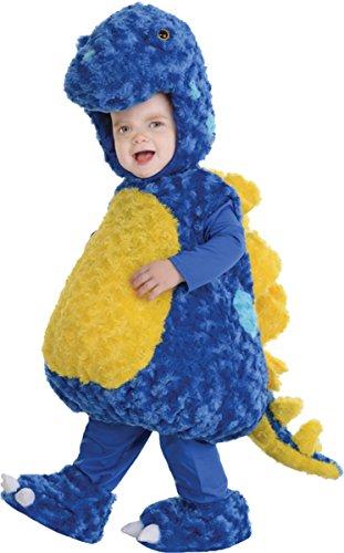 Underwraps Little Boy's Stegosaurus Toddler Medium (Underwraps Decor)