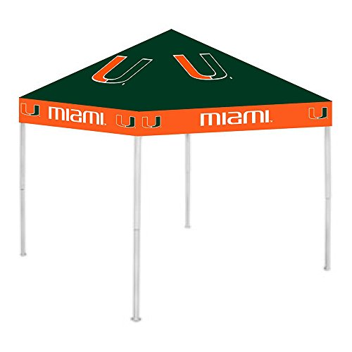 Rivalry NCAA Miami Hurricanes Canopy by Rivalry