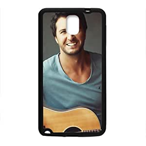 Approachable guitar prince Luke Bryan Cell Phone Case for Samsung Galaxy Note3