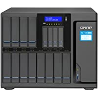 Qnap TS-1685-D1531-64GR-US 12 Bay High-Capacity 10GbE iSCSI NAS , 40GbE-ready