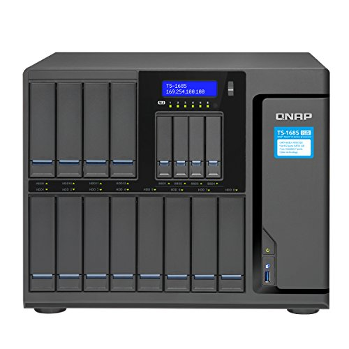 Qnap TS-1685-D1521-32G-US High-Capacity by QNAP