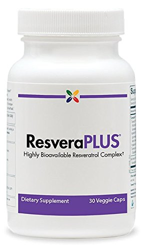 Stop Aging Now ResveraPLUS Pterostilbene product image