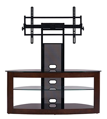 TransDeco TD600DB TV Stand with Mount 35